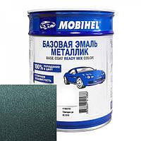 Автоэмаль 03049 Зеленая (MOBIHEL) 1л металлик