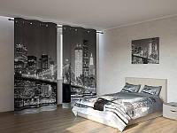 Фотокомплекты  черно-белое фото Нью-Йорка