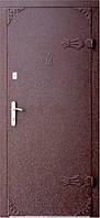 Входные металлические двери из МДФ Офис-Эконом