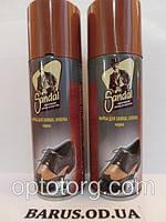 Спрей для замши и набука черный Сандал Sandal 200 мл
