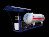 Газовая заправка - Газовый модуль