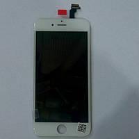 Дисплей iPhone 6 ( 4.7 ) белый с тачскрином  и рамкой
