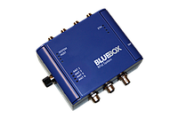 Контроллер считывания (до 12м) UHF меток на 4 антенны Bluebox 4CH