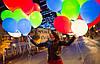 Светодиодные модули - новинка в оформлении воздушными шарами