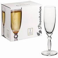 Фужер Степ для шампанского 180 мл Pasabahce 44634 (набор 6 шт)