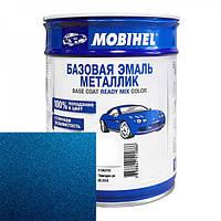 Автоэмаль 499 Ривьера (MOBIHEL) 1л металлик