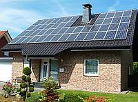 Сетевая солнечная система (под зеленый тариф) на 3 кВт