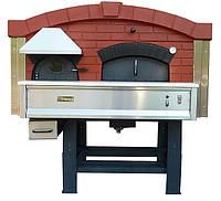 Дровяная печь для пиццы с вращающейся камерой DR 120 ASTERM