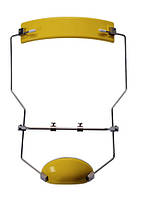 Лицевая маска реверсивная желтая Leone (Леоне) М0776-00G