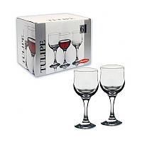 Набор бокалов для вина Тулип 240мл 6 шт Pasabahce 44163