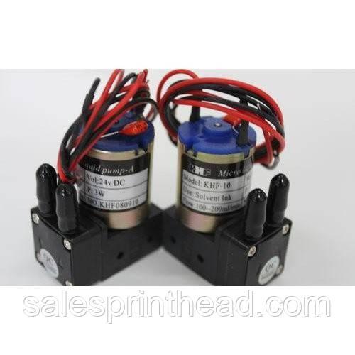 KHF-10 small ink pump Помпа чернильная