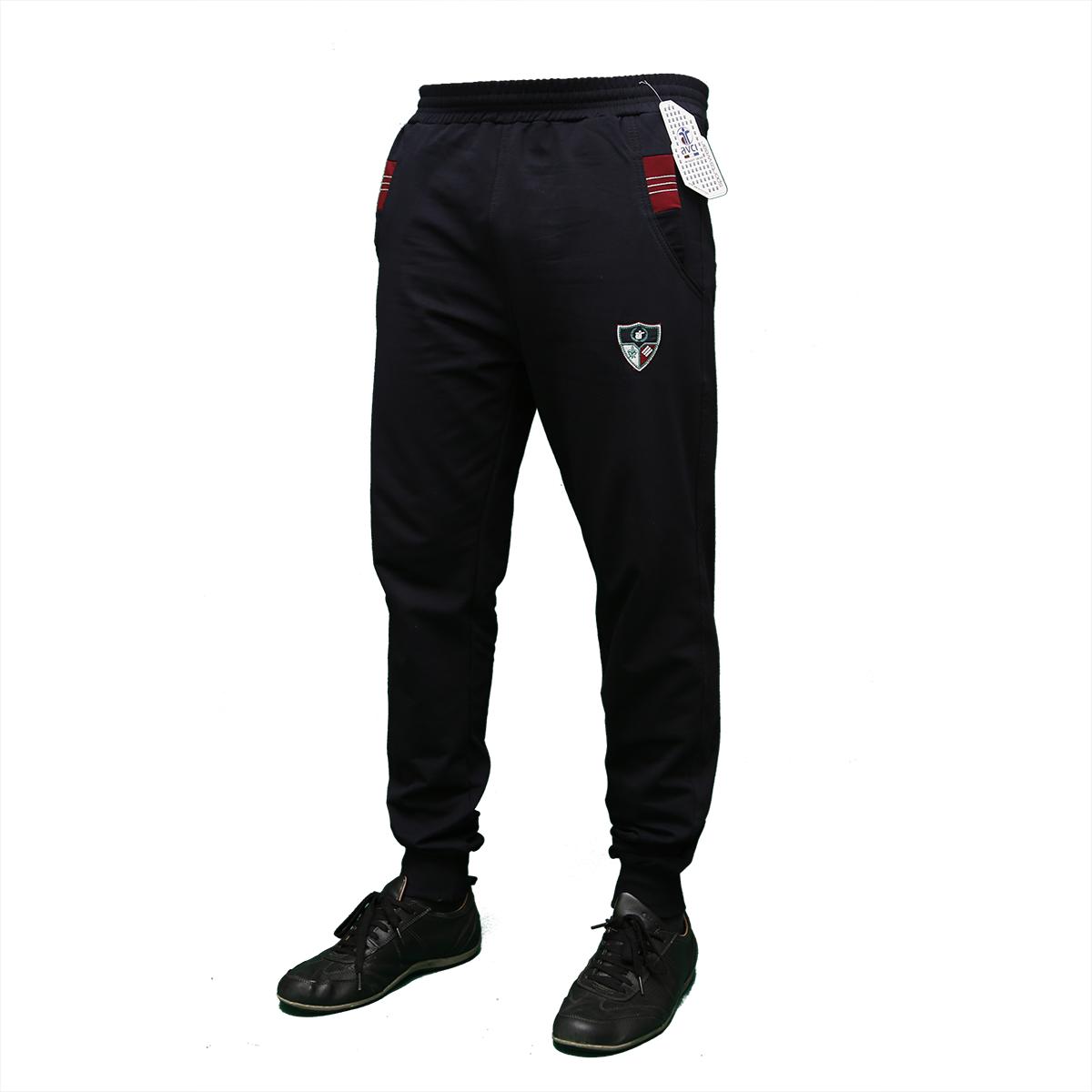 Мужские зауженные трикотажные брюки под манжет тм. AVCI пр-во. Турция KD1014