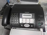 БУ факс panasonic kx-ft902