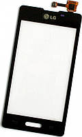 Сенсор (тач скрин) LG E450, E460 Optimus L5