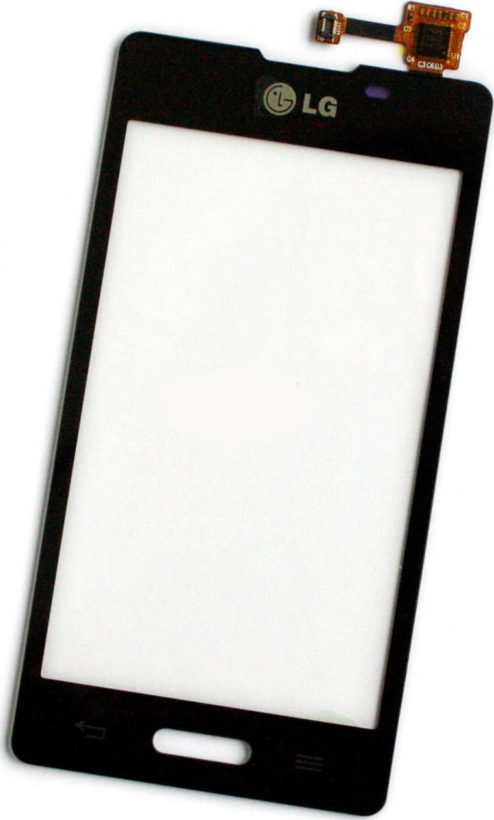 Сенсор LG E450, E460 Optimus L5, тач скрин для телефона смартфона