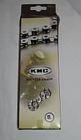 Цепь велосипедная KMC Z82 6, 7, 8 скоростей