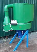 Измельчитель зерна, сена и соломы (380 В, 11 кВт, 700 кг/час)