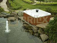 СПА бассейн Brilix Lotus de Luxe, фото 1