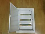 MP 108 6х18 щит внутрішній (415*1035*130) RAL 9003, фото 2