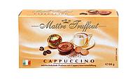 Шоколадные конфеты с начинкой капучино Maitre Truffout, 84 г