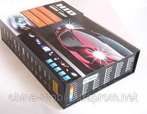 HID XENON H1 8000K 12V 35W - комплект ксеноновых ламп для автомобиля, фото 3