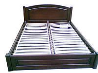 Кровать двуспальная из натурального дерева Арка 1,6м х 2,0м