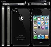 Смартфон Apple iPhone 4S 8gb Оригинал Neverlock Black
