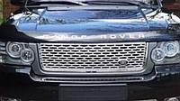 Решетка радиатора и жабры Range Rover VOGUE (L322) Autobiography