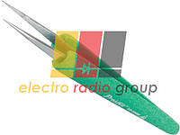Пінцет монтажний Pro'sKit TZ-205N антистатичний, прямий, 140 мм