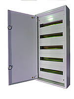 MN 108 6х18 щит навісний (440*1055*130) RAL 9003, фото 1