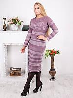 Весеннее платье пастельного цвета