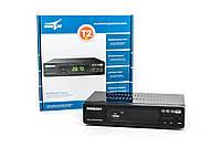 Цифровой эфирный DVB-T2 приемник Romsat T2070