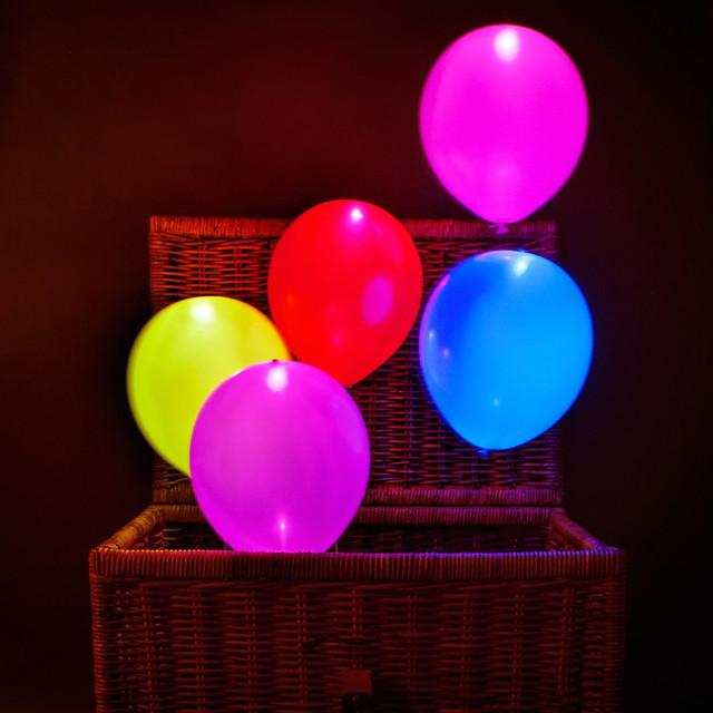 светодиоды для шариков