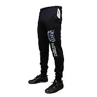 Молодежные зауженные трикотажные брюки под манжет тм. AVCI пр-во. Турция KD1084