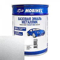 Автоэмаль 877052 Сильвер серебристая (MOBIHEL) 1л металлик