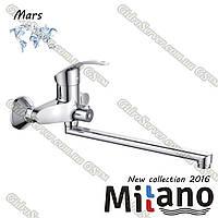 Смеситель для ванны Mars ML - 600М EURO.