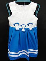 Детские платья летние без рукавов