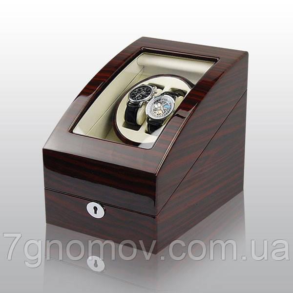"""Шкатулка для подзавода часов, тайммувер для 2-х часов Rothenschild RS-3024-EW - Интернет-магазин """"7 гномов"""" в Киеве"""