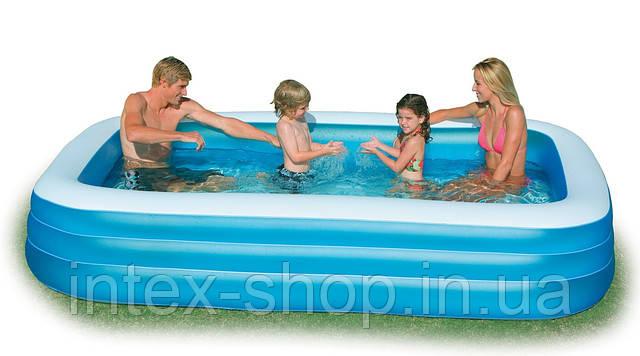 Надувной бассейн Intex 58484 NP