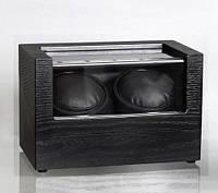 Шкатулка для подзавода часов, тайммувер для 2-х часов Rothenschild RS-1012-2-BB