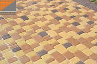 Тротуарная плитка - Старый город 60 мм.