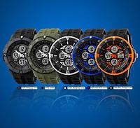 Мужские часы Skmei 1046, часы армейские водонепроницаемые