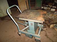 Стол подъемный гидравлический, фото 1