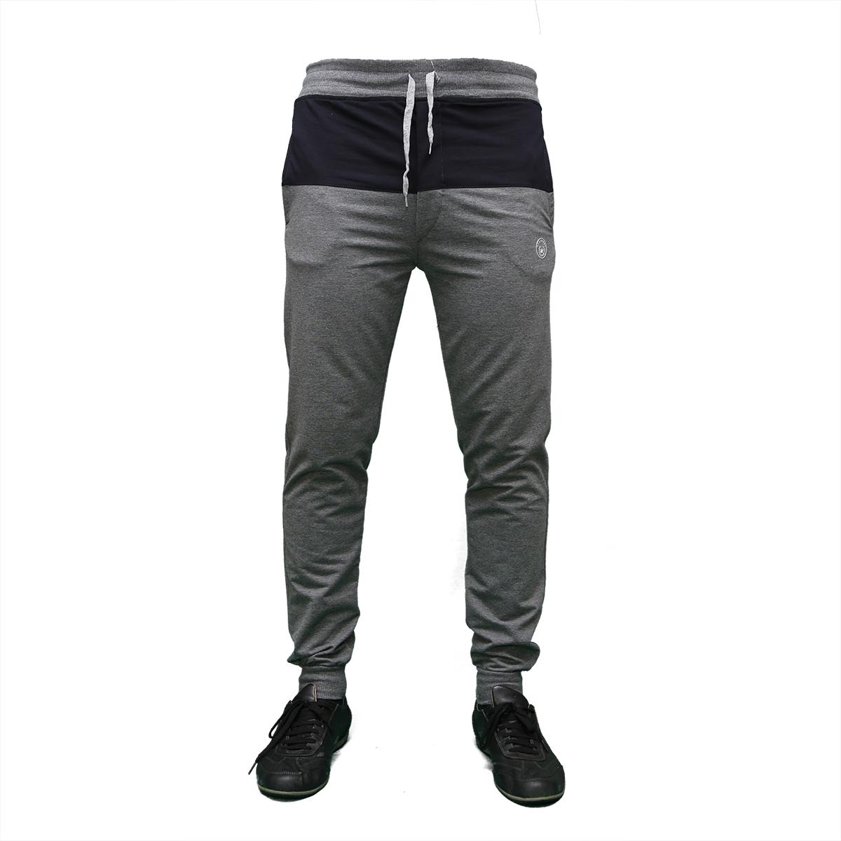Молодежные зауженные трикотажные брюки под манжет оптом в Одессе тм. AVCI пр-во. Турция KD1088