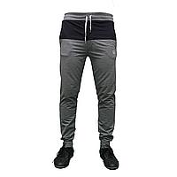 Молодежные зауженные трикотажные брюки под манжет оптом в Одессе тм. AVCI пр-во. Турция KD1088, фото 1