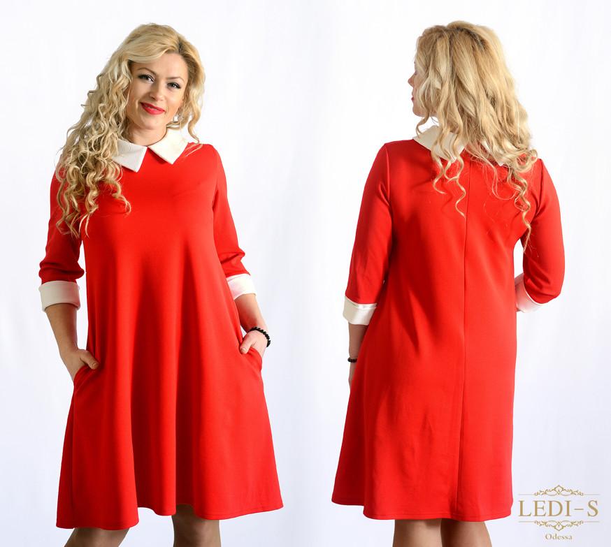 Женское платье  (42-60) 8104