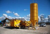 Бетонные заводы, бетонные узлы, оборудование для бетона, РБУ: б/у и новые.