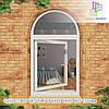 Купить окна арочные Борисполь