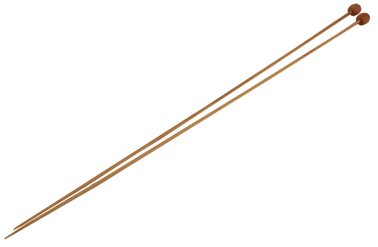 Спицы для вязания №2.0 (330mm) бамбуковые