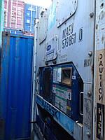 Продам бу рефконтейнер рефрижератор 40 футов Carrier